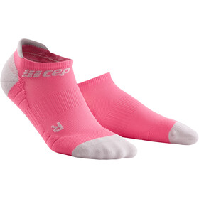 cep No Show Socks 3.0 Kobiety, rose/light grey